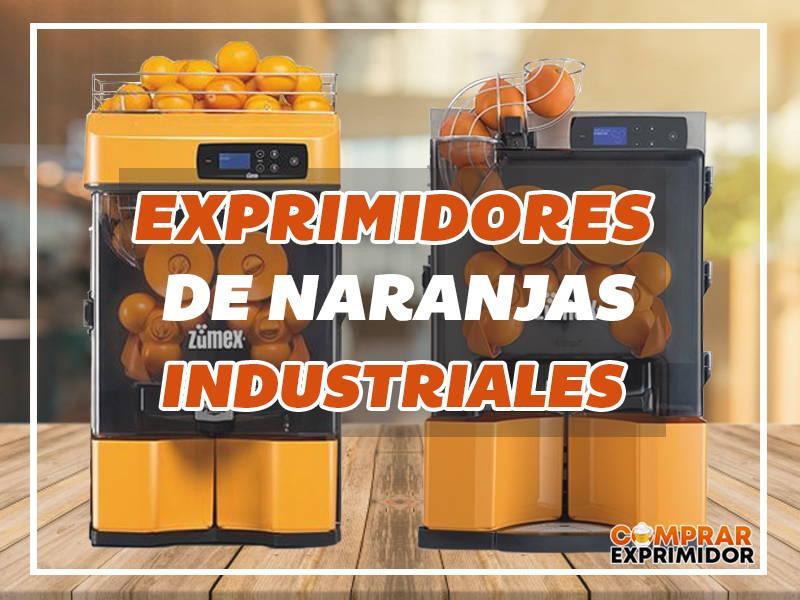 exprimidores industriales